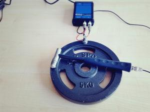 Impulse Hammer Test Equipment