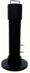 SW420R impedance tube for measuring the sound absorption properties of road surfaces